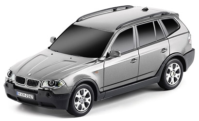 HOME RACER BMW X3 SILBER Carson 406002