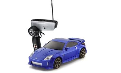 XMODS Nissan 350Z blau Carson 407017