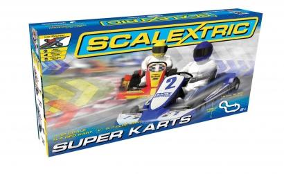 Scalextric Sport Super Karts Carson 1334 500001334