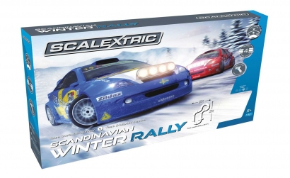 Scalextric Sport Winter Rally Scandinav. Carson 1367 500001367