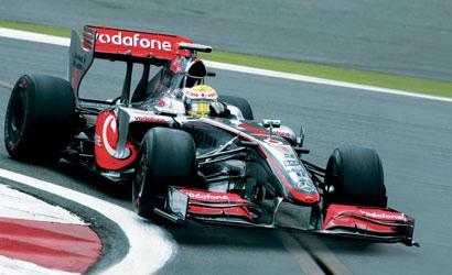 McLaren F1 2010 - HD DPR Carson 3046 500003046