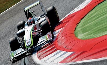 Brawn GP 2009 - Barrichello HD DPR Carson 3048 500003048