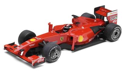 Ferrari 2009 - Raikkonen HD DPR Carson 3051 500003051