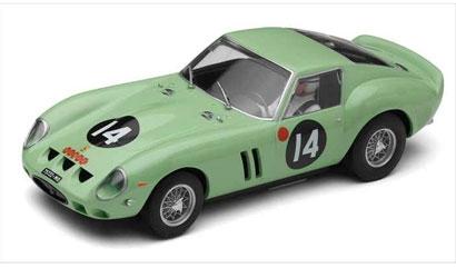 Ferrari 250 GTO No. 14 grün HD DPR Carson 3061 500003061