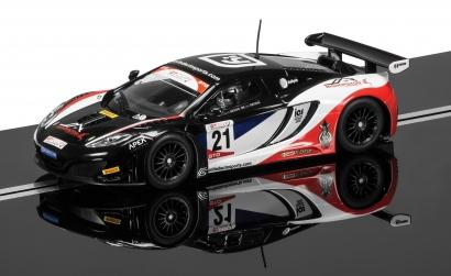 1:32 McLaren 12C GT3 #21 HD Carson 3604 500003604