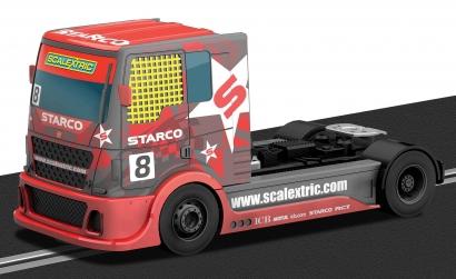 1:32 Racing Truck 1 Rot #8 Carson 3609 500003609