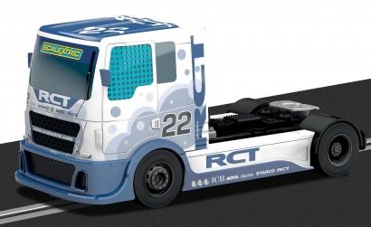 1:32 Racing Truck 2 Weiß #22 Carson 3610 500003610