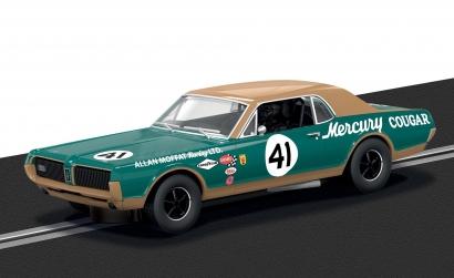 1:32 Merc. Cougar XR7 1967 Moffat #41 HD Carson 3614 500003614