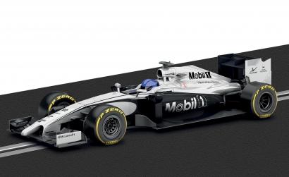 1:32 McLaren F1  J.Button MP4-29 2014 Carson 3619 500003619