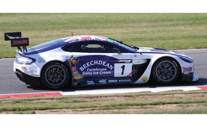1:32 Aston Martin Vantage Beechd. GT3 HD Carson 3623 500003623