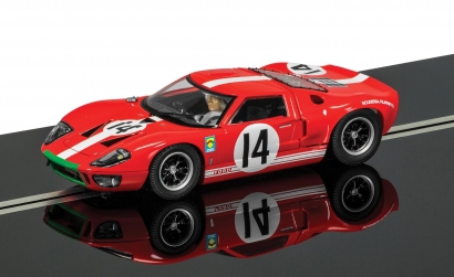 1:32 Ford GT40 Rot #14 HD Carson 3630 500003630