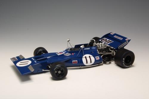 1:20 Tyrrell 003 1970 Monaco GP EBBRO Carson 20007 500020007