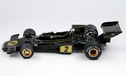 1:20 Team Lotus Type 72E 1973 EBBRO Carson 20009 500020009