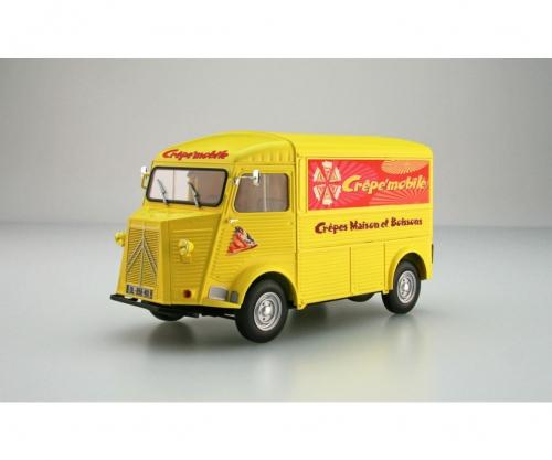 1:24 Citroen H Crepe Mobile Carson 25010 500025010