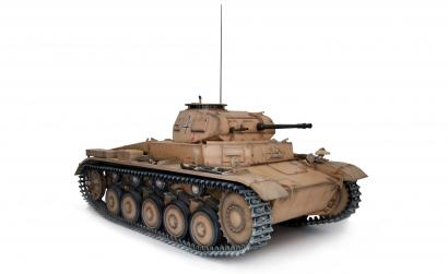1:6 PZ. KPFW. II Ausf. C Carson 75045 500075045