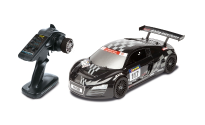 1:10 CV-10 Audi R8 2,4 GHz RTR Carson 103032 500103032