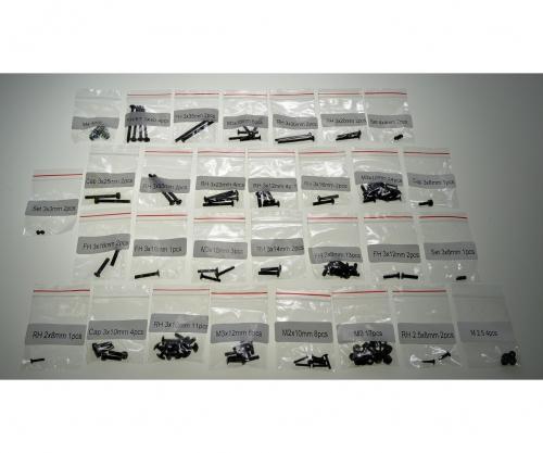 Schrauben-Set CV-10 Truggy Carson 105189