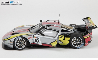 1:24 S?R Ford GT GT1 MarcVDS Rac.FIA LIM Carson 141103 500141103