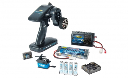 RC-Reflex Pro 3 Elektro Set Carson 500091 500500091