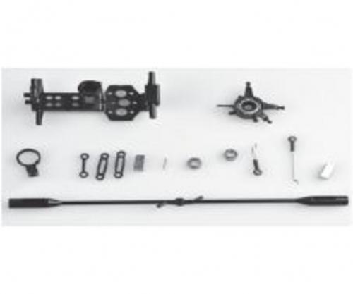 ADAC Helikopter Rotorkopf-Set 1 Carson 508590 500508590