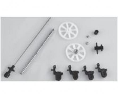 ADAC Helikopter Rotorkopf-Set (2) Carson 508592 500508592