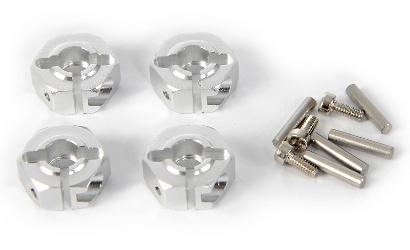 TT-01 Alu Felgenmitnehmer 12 mm (4) Carson 530003 500530003