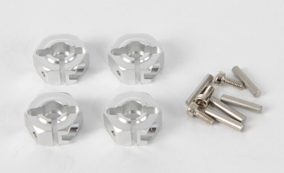 DF-03 Alu Felgenmitnehmer 12mm Klemm (4) Carson 530704 500530704