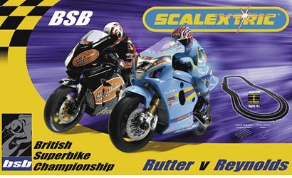 British Super Bike Set-800 Carson 5007
