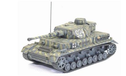 1:72 DA PzKpfw.IV Ausf.F2(G) Russl.1942 Carson 760271 500760271