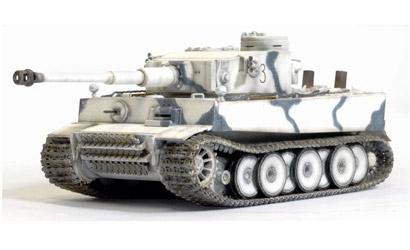 1:72 Tiger I Initial Prod.S.PZ.Abt.502 Carson 760410 500760410