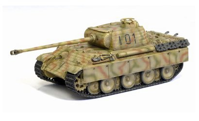 1:72 Panther G Early Prod. Eastern Front Carson 760412 500760412