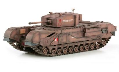 1:72 Churchill MKIII 48th England 1942 Carson 760591 500760591