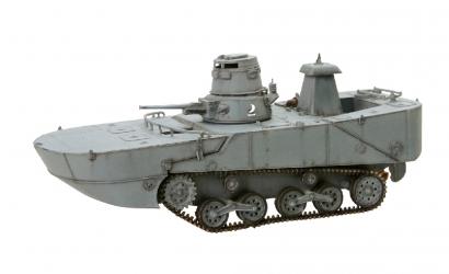 1:72 IJN Type2KA-MI w/Floating Pontoon Carson 760608 500760608