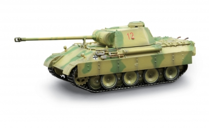 1:72 Panther Ausf.D Late Production Carson 760683 500760683
