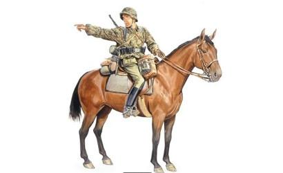 1:16 8th Cavalry Florian Geyer Carson 771615 500771615