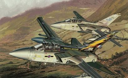 1:144 RAF Tornado F.3 No.111 Squadron Carson 774614 500774614
