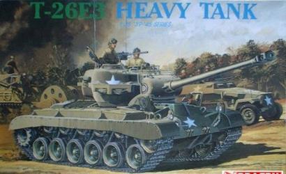 1:35 T-26E3 Heavy Tank Carson 776032 500776032