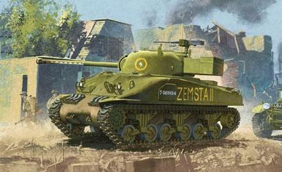 1:35 Sherman MK.IC Firefly Hybird Carson 776228 500776228