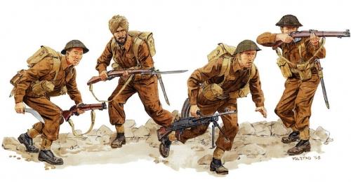 Allied Assault 1:35 Carson 776515 500776515