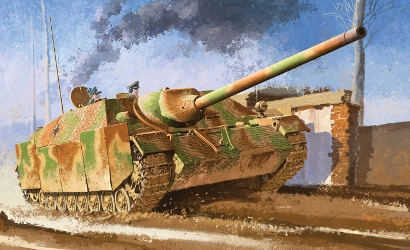 1:35 Jagdpanzer IV L/70(V) Aug.1944 Carson 776589 500776589