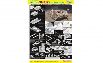 1:35 SD.KFZ.167 STUG. IV Last Production Carson 776647 500776647