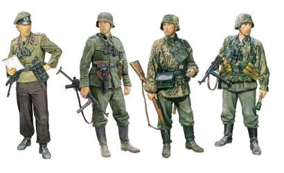 1:35 Deutsche Elitesoldaten im Osten Carson 776692 500776692