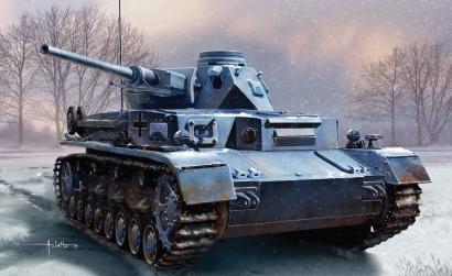 1:35 Pz.Kpfw.IV Ausf.D w/5cm L/60 Carson 776736 500776736