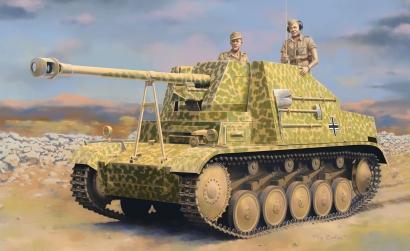1:35 SD. KFZ.131 Panzerjäger II Carson 776769 500776769
