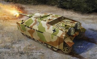 1:35 Jagdpanzer IV A-O Carson 776843 500776843