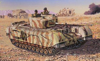 1:72 British Churchill MK. III Carson 777396 500777396