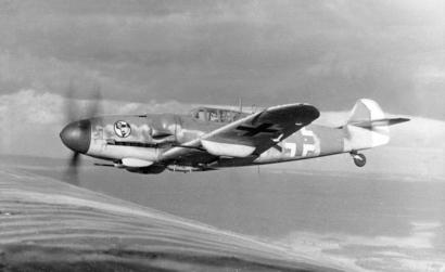 1:48 Messerschmitt Bf-109 G6 Carson 784816 500784816