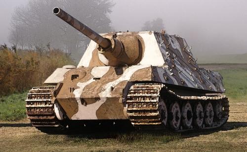 1:100 Sd.Kfz.186 Jagdtiger Carson 786206 500786206