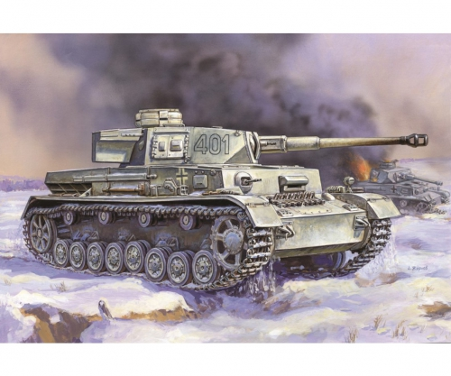 1:100 Panzer IV Ausf. H Add-On Carson 786251 500786251