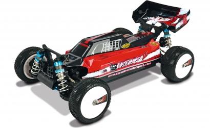 X10EB Karosserie/Spoiler Dirtw. 2 Carson 800100 500800100